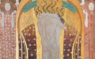 1902: Klimt's Beethoven Frieze