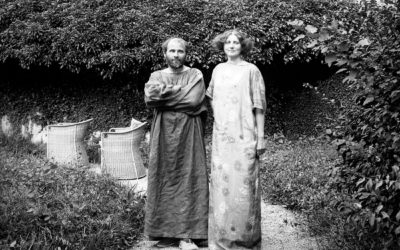 Klimt and Emilie Flöge