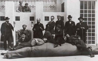 1897-1905: Klimt and the Vienna Secession