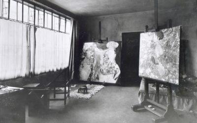 1912-1918: Klimt's Last Studio