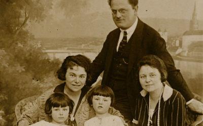 1921-1927 Erinnerung begreift sich nicht zu Ende