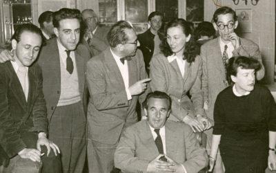 1950-1953 Das Erzählen in dieser Zeit